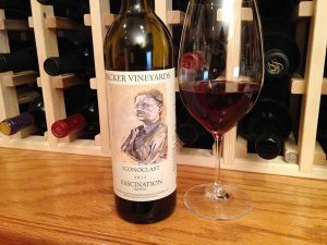 Becker Vineyards Iconoclast Fascination Red Wine