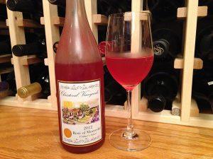 Christoval Vineyards Rosé of Mouvèdre