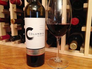 Columbia Winery Composition Red Blend