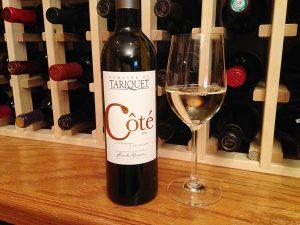 Domaine du Tariquet Côté Chardonnay et Sauvignon