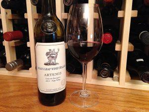 Stag's Leap Wine Cellars Artemis Cabernet Sauvignon Napa Valley