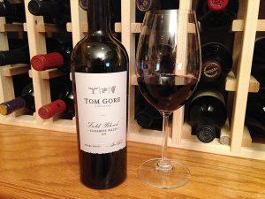 Tom Gore Vineyards Alexander Valley Field Blend