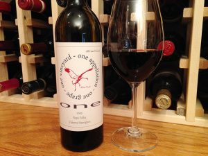 One Atlas Peak Napa Valley Cabernet Sauvignon