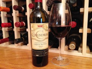 Conundrum California Red Wine