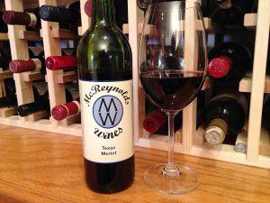 McReynolds Wines Merlot