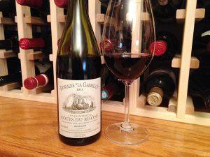 """Domaine """"La Garrigue"""" Côtes du Rhône Cuvée Romaine"""