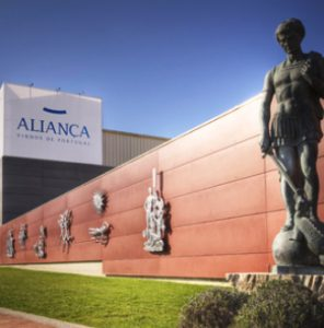 Alianca winery