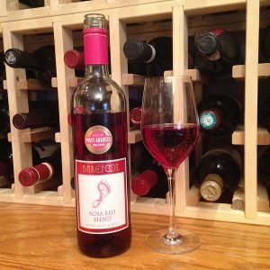 Barefoot Rosa Red Blend
