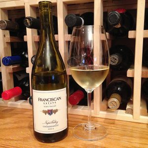 Franciscan Estate Napa Valley Chardonnay 2014