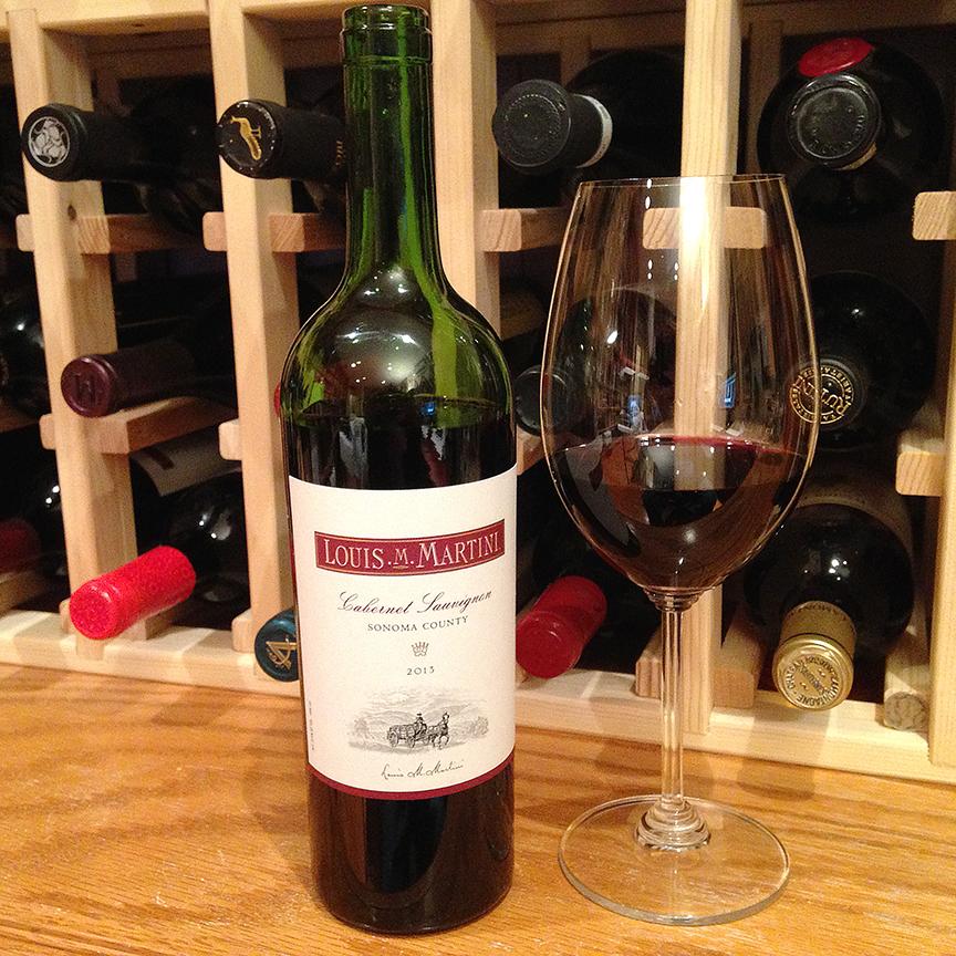 Louis M. Martini Cabernet Sauvignon - Shop Wine at H-E-B