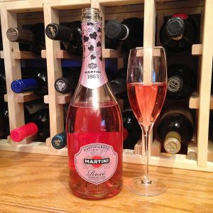 Martini Sparkling Rosé