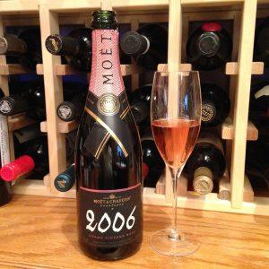 Moët & Chandon 2006 Grand Vintage Rosé