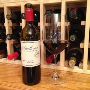 Steelhead Vineyards Red North Coast