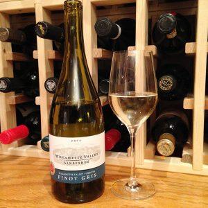 Willamette Valley Vineyards Pinot Gris 2014