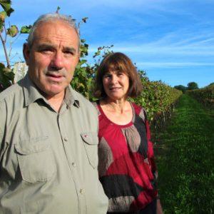 Gisele and Daniel Vidal