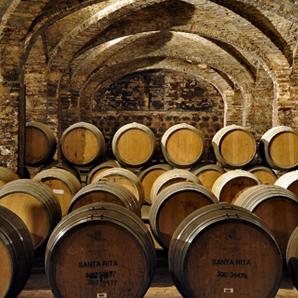 Santa Rita cellar
