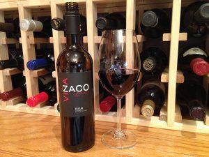 Viña Zaco Tempranillo Rioja