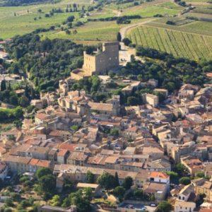 Chateauneuf-du-Pape village