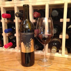 Leviathan California Red Blend