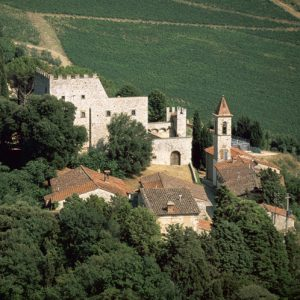 Frescobaldi Castello