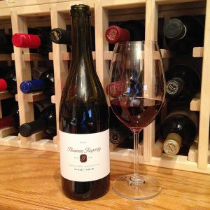 Thomas Fogarty Santa Cruz Mountains Pinot Noir