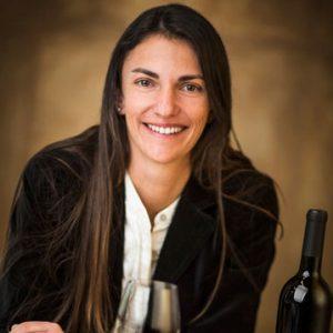 Winemaker Paula Borgo
