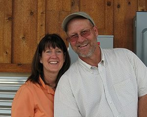 Jeff and Margie Runquist