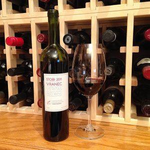 Stobi Vranec Veritas Red Wine
