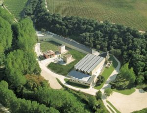 Arinzano winery