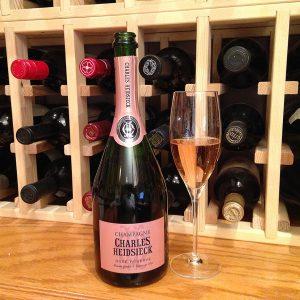 Champagne Charles Heidsieck Rosé Réserve