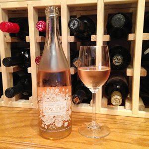Domaine Sarrail Rosé D'Été Limited Edition 2015