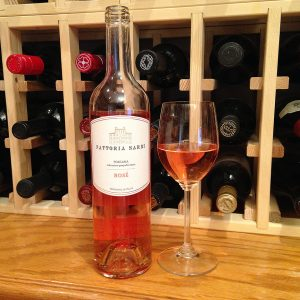 Fattoria Sardi Giustiniani Toscana Rosé 2015