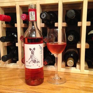 Painted Wolf Rosalind Pinotage Rosé 2014