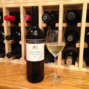 Kettmeir Pinot Grigio Alto Adige-Südtirol 2014
