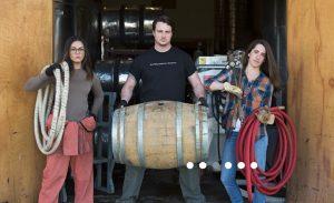 Willamette Valley Vineyards winemakers