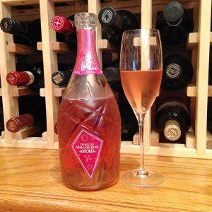 Astoria Sparkling Moscato Rosé NV