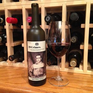 Bailey's of Glenrowan 19 Crimes Red Wine 2015