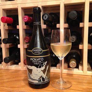 Candoni Moscato D'Italia White Wine NV