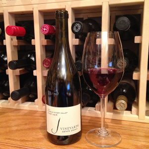 J Vineyards & Winery Pinot Noir Russian River Valley 2014