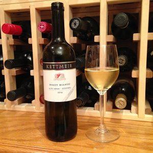 Kettmeir Pinot Bianco Alto Adige–Südtirol DOC 2014