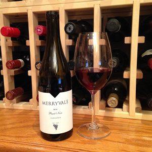 Merryvale Pinot Noir Carneros 2012
