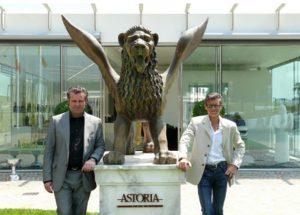 Paolo and Giorgio Polegato