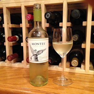 Viña Montes Classic Series Aconcagua Coast Sauvignon Blanc 2015