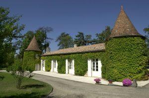 Château Suau winery