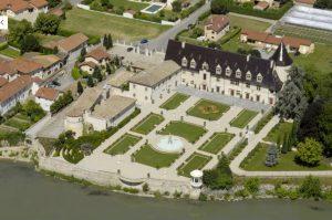 Château d'Ampuis—E. Guigal headquarters