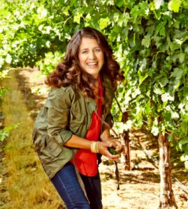 Cupcake winemaker Jessica Tomei