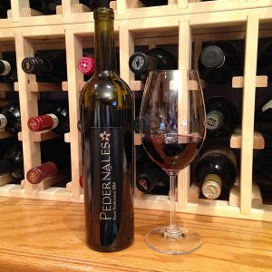 Pedernales Cellars Texas Tempranillo 2014