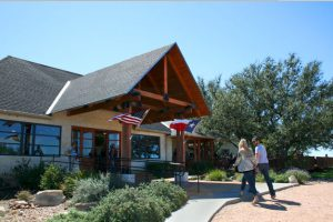 Pedernales Cellars winery and tasting room