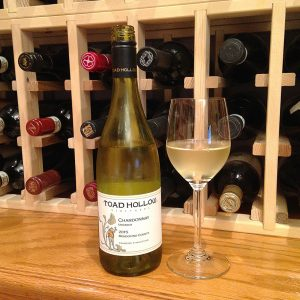 Toad Hollow Vineyards Francine's Selection Unoaked Chardonnay, Mendocino County 2015