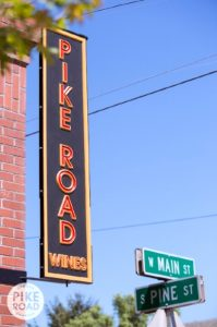 pike-road-signs-at-the-winery-in-carlton-oregon